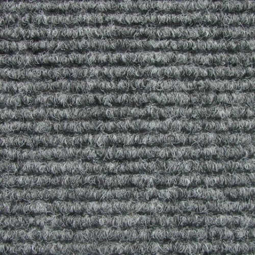 Indoor/Outdoor Carpet With Rubber Marine Backing U2013 Gray 6u2032 X 10u2032 U2013