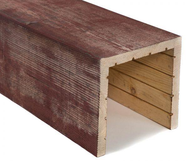 Cedar box beams toyota tacoma bed box