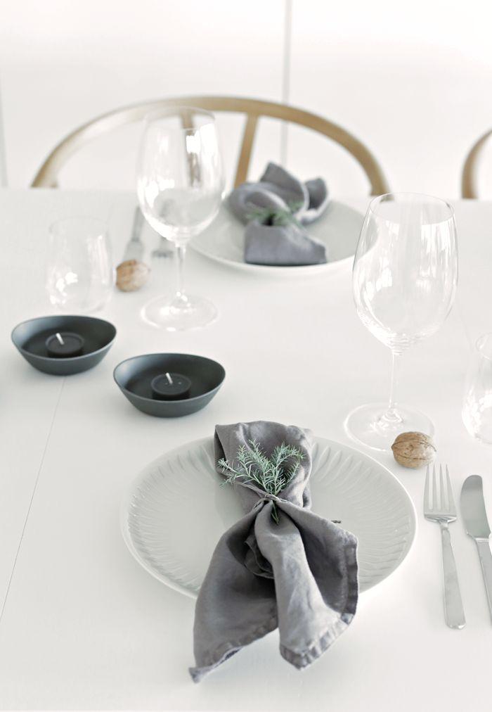 Table setting_Christmas