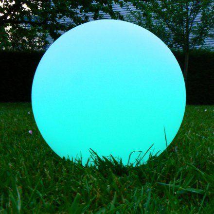 Stunning LED Solar Kugelleuchte cm