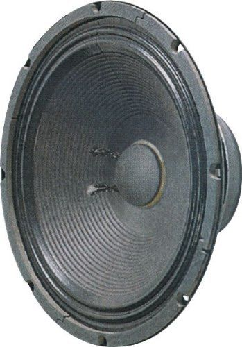 Eminence Legend 1258 75W Guitar Speaker by Eminence. $69.95. The Eminence Legend 1258 Guitar Speaker has vintage American growl, but with sparkle, definition and edgy top-end. Great for rock and roll, country, and blues. This Eminence speaker is an ideal vintage alnico Jensen replacement. Eminence recommends the Legend 1258 Guitar Speaker as a direct replacement in the Basson B412 cabinet, and the Fender FM212R, Fender Blues Reissue, Fender Blues Junior, and the Behringer V...