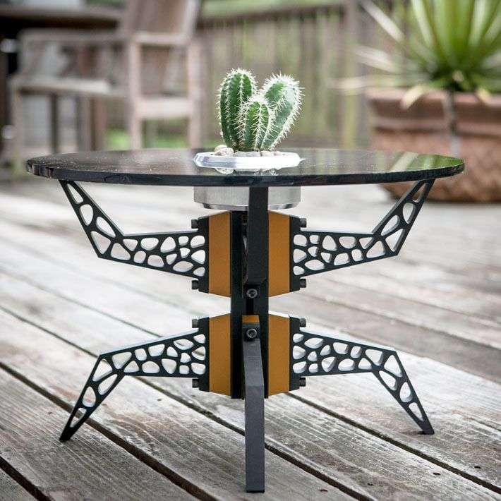Planter Table Top on Gira Table from Craft-Modern