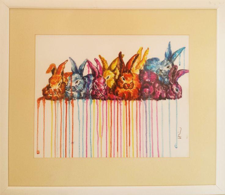 AzAlkotáscíme: Beskatulyázva Méret:28,5×36 cm Ár:80 000 HUF Származási hely:Magyarország, Budapest Részletes leírás az alkotásról:Az alkotás akvarell felhasználásával készült minőségi ak…
