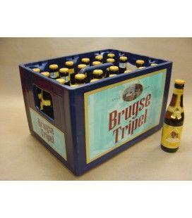 Steenbrugge Blond full crate 24 x 33 cl