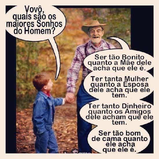 Imagens Com Frases E Piadas