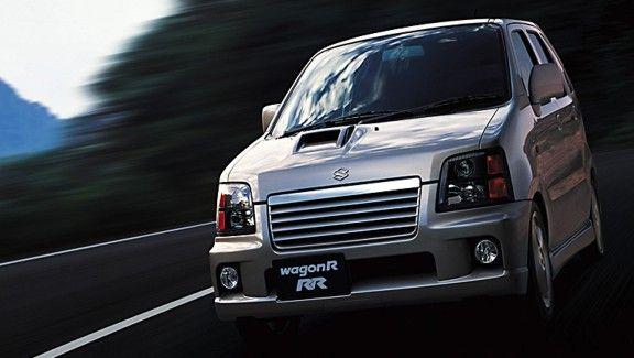 suzuki wagon r rr 98
