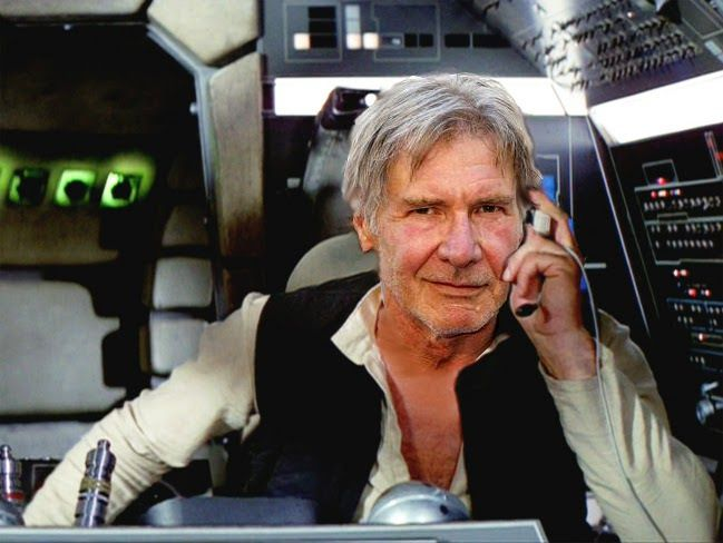 Harrison Ford on 'Star Wars: Episode 7'   All Geek to Me ...