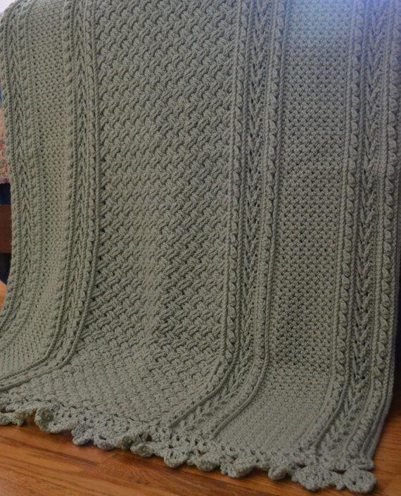 101 best celtic crochet images on Pinterest | Afghan crochet ...