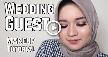 Wedding Guest Makeup Tutorial | Clara Haniyah – #clara #guest #haniyah #Makeup #tutorial #we…