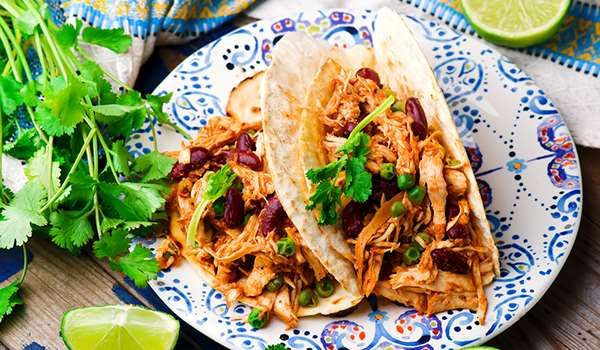 Mexican Shredded Chicken (Allergy-free)