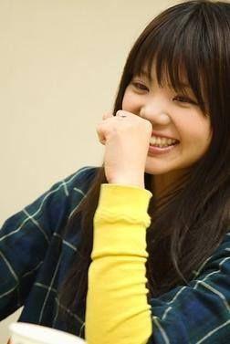 Kiyoe Yashioka Vocalist of Ikimono Gakari