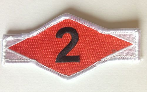 265 - PATCH - n 13 Diamond Patches Roxie Rebel