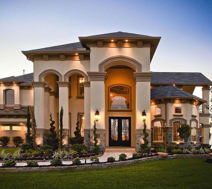 Luxury Home Exteriors: Best 25+ Luxury Mediterranean Homes Ideas On Pinterest