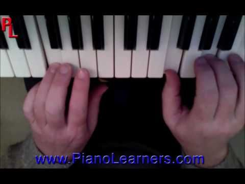 http://PianoLearners.com/best-piano-courses/  How to learn to play the piano in under 10 minutes. This guide shows the beginner how to find the notes on the piano and how to play some basic chords. http://PianoLearners.com