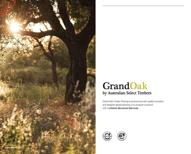 Grand Oak Timber Flooring: Grand Oak Brochure P2