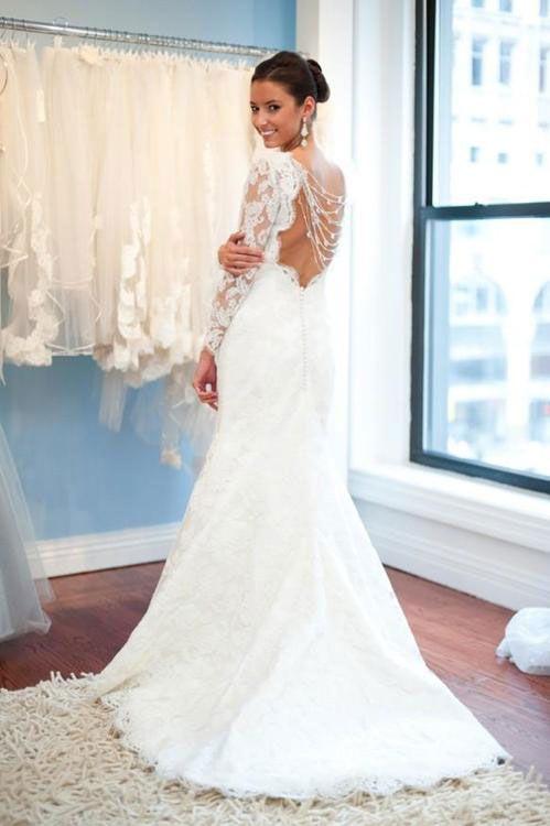 11 besten MODA NOIVA Bilder auf Pinterest | Hochzeitskleider ...