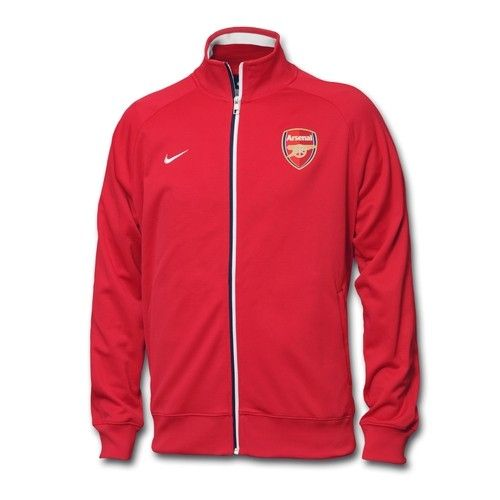 Nike Arsenal Core Trainer Jacket - Red $67.49