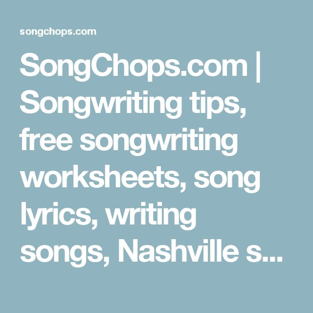 writing song lyrics tips 3 tips on how to write better lyrics 5 26 there are some exercises you could do, which would improve your writing skills, if you do them on a regular basis  -pick a favorite song of yours-write down the lyrics-rap along with the song(rap it exactly as the rapper does it)-get the instrumental of the track-use the same rhyme structures of.