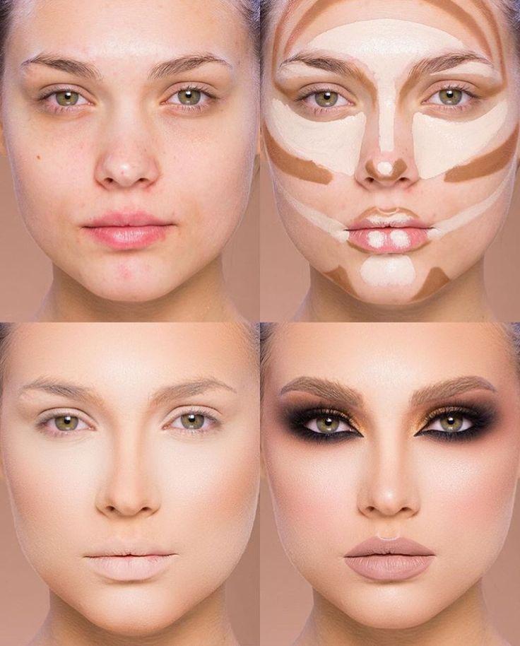 Makyaj ile güzelleşenleri sizler için derledik birbirinden güzel yetenekler ve makyajları ziyaret ederek görüntüleyebil… | MakeUp Woman - Makyaj Sanatı de 2019 | Pinterest