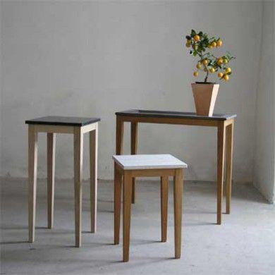 Gad @ peekaboo » ALA – mindre bord med stor karaktär  #TornboMöbler
