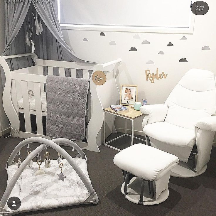 """307 Likes, 7 Comments - Jhett & Co (@jhettandco) on Instagram: """"LOVING this nursery set up by @ryderandrhi Our Marble Activity Playmat fits in perfectly!  - -…"""""""