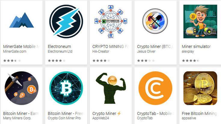 bitcoin mineraria android app rubinetto bitcoin diretta