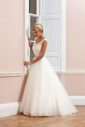 #Wedding dress ideas - #wedding gowns - Sassi Holford 2014 http://www.weddingandweddingflowers.co.uk/article/796/sassi-holford-2014-signature-collection