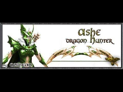 DRAGON HUNTER ASHE SKIN! - League Of Legends https://www.youtube.com/watch?v=g6M4AeUXduo #games #LeagueOfLegends #esports #lol #riot #Worlds #gaming