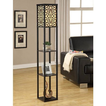 153 best ideas about home decor ideas on pinterest for Kirklands floor lamp with shelves