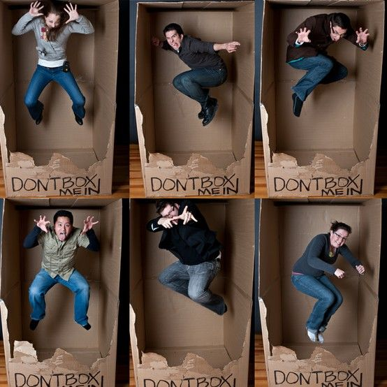 Who needs a DIY Photobooth when you can do a DIY Toy Box of sorts.  This is seriously awesome - who's recently purchased a new fridge?!