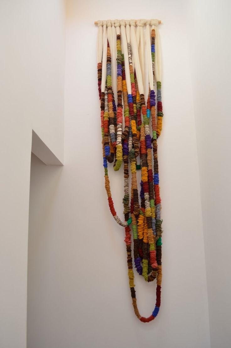 Telar Colgante (wall hanging)