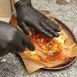 Рецепт запеченного филе форели с картофелем и овощами по-итальянски | Horeca-magazine.ru