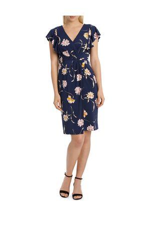 Myer Online - Leona by Leona Edmiston Flutter Tuck Dress