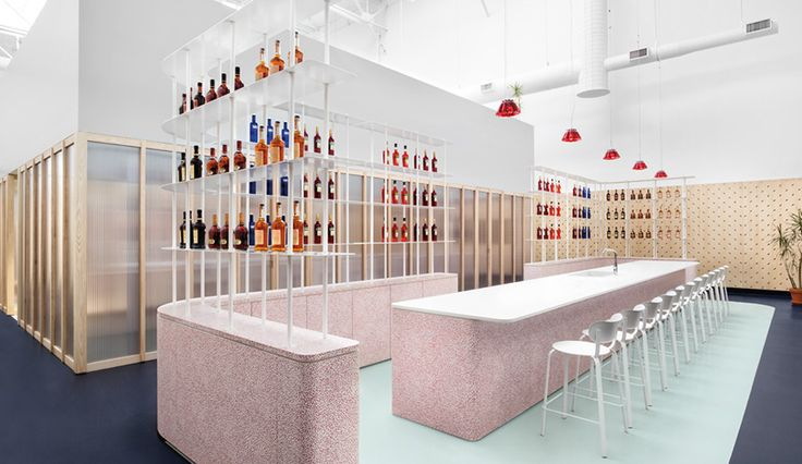After acquiring the Forty Creek Whiskydistillery in Grimsby, Ontario, in 2014, Campari Canada has systematically increased its presence in Canada. The latest indication of this is the opening of its 24th global office in Toronto. Toronto design firm I-Vwas in charge of designing the space that used to be a film studio and before that, …