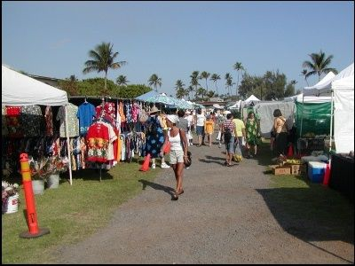 Where Are the Best Markets (Flea and Farmers) on Maui, Hawaii?: Maui Swap Meet