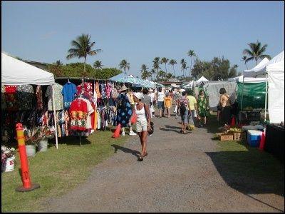 Where Are the Best Markets (Flea and Farmers) on Maui, Hawaii?: Maui Swap Meet