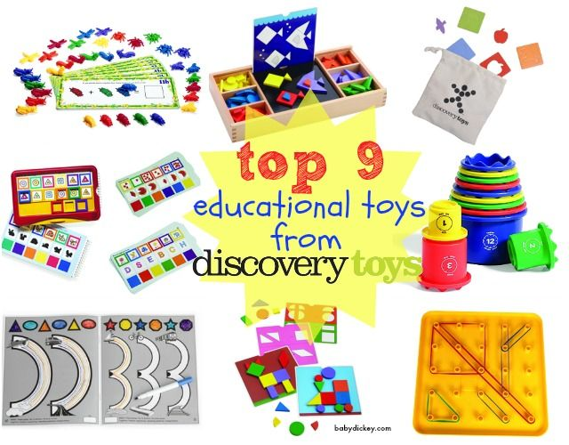 We love Discovery Toys! Top 9 favorite educational toys  - holiday shopping and stocking stuffers!