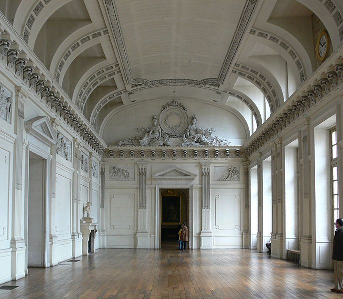 The ch teau compi gne was the preferred summer residence for french monarchs primarily for - O spa compiegne ...