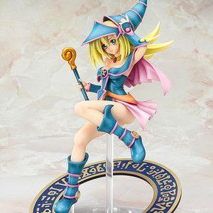 Yu-Gi-Oh! Dark Magician Girl 1/7 Scale Figure