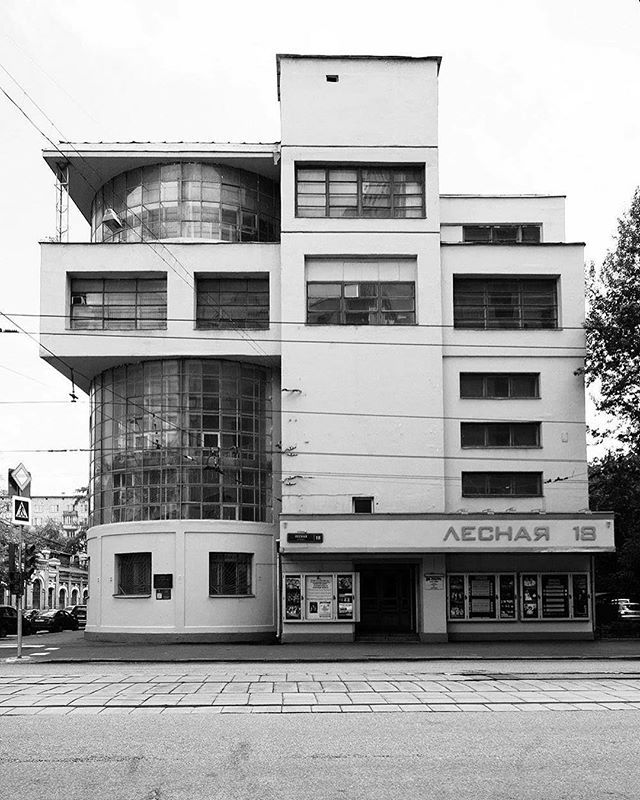 Zuev Workers' Club, I. Golosov / Клуб | WEBSTA - Instagram Analytics