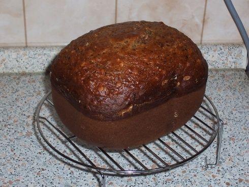 0037. jablečná kynutá buchta od Janiko - recept pro domácí pekárnu