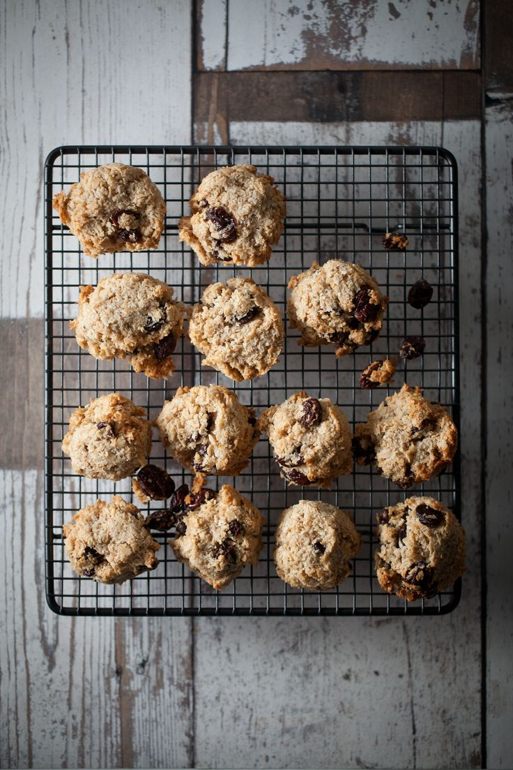 Banana + Oatmeal Cookies : The Healthy Chef – Teresa Cutter