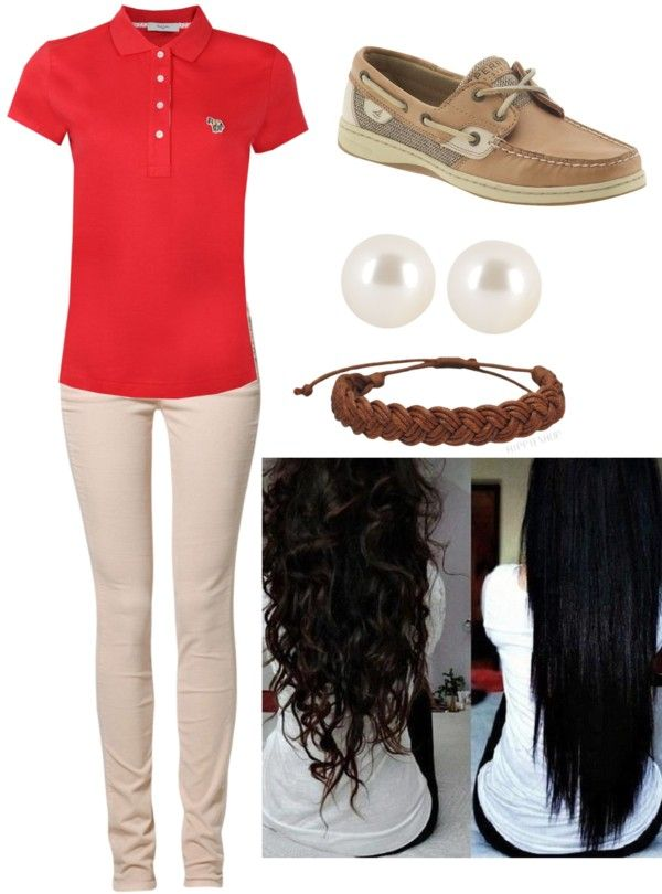 """school uniform "" by bay-tswift ❤ liked on Polyvore"