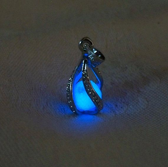 Mermaid Glow Pendent