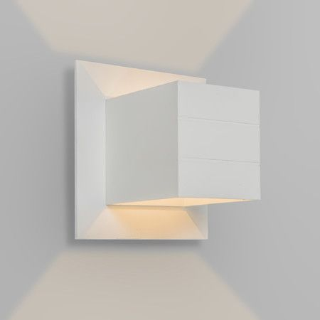 Wandleuchte Ypsilon weiss Moderne Designer Wandleuchte in weiss. Diese Leuchte sorgt für ein harmonisches Ambiente.  #Lampe #Light #Wohnen #Innenbeleuchtung #Wandlampe