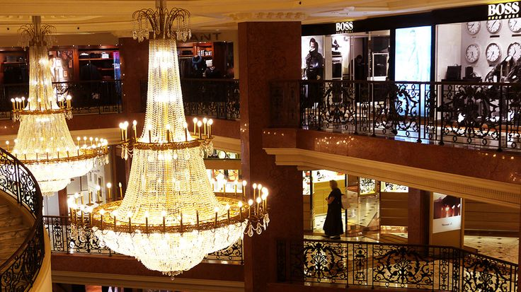 Le Metropole Shopping Center : Things to Do in Monte Carlo :