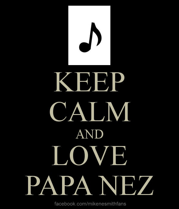 Yes! Always! More at: facebook.com/mikenesmithfans #michaelnesmith #themonkees #papanez