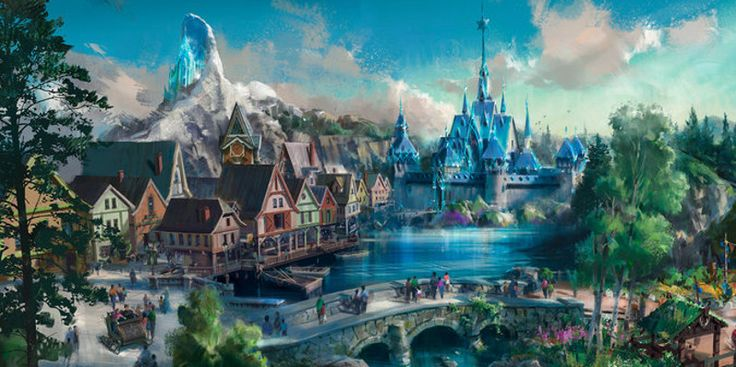 Disney theme parks around the world have plans to open new lands that will entice fans of Frozen, Marvel superheroes and the movie Avatar.
