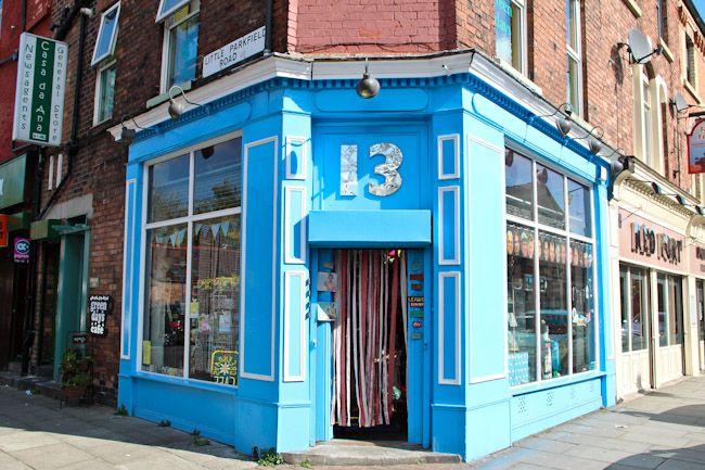 Lark Lane Gallery - Gift Shop - Liverpool