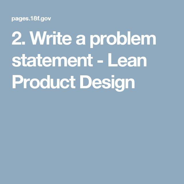 Ponad 1000 Pomysłów Na Temat: Problem Statement Na Pintereście